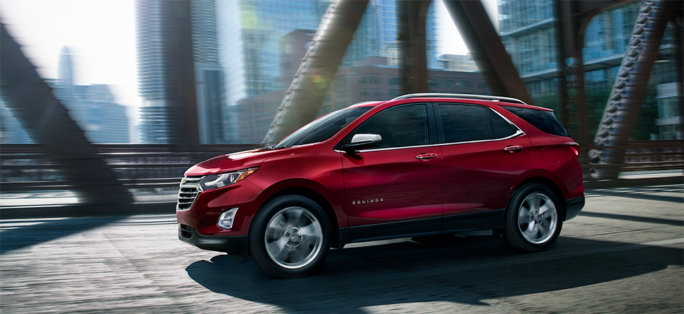 The 2019 Chevrolet Equinox is available at our Chevrolet dealership in Lafayette, IN.
