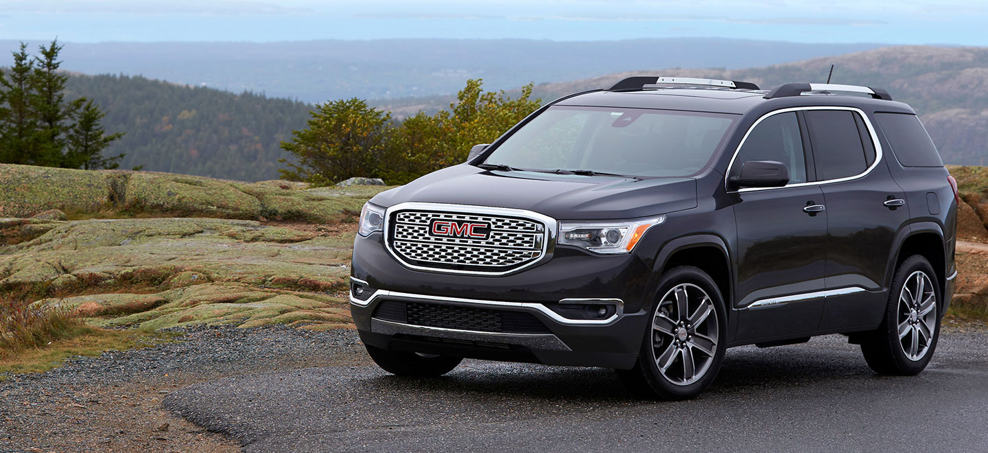 2019 Gmc Acadia Specs Features Wright Chevrolet Buick Gmc