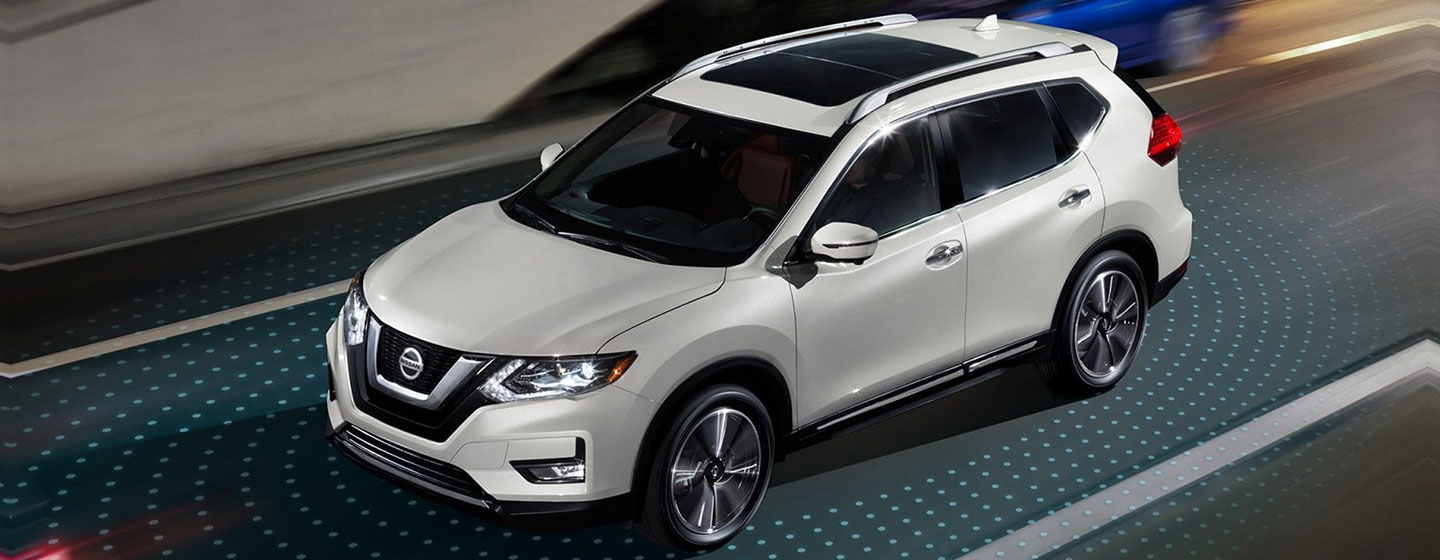 Technology 2019 Nissan Rogue Bob Moore Nissan Oklahoma City Oklahoma
