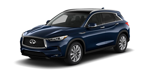 INFINITI QX50 ESSENTIAL AWD at South Motors INFINITI in Miami, FL.