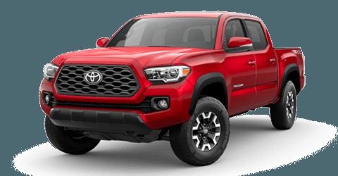 2020 Toyota Tacoma TRD Off-Road (4x4 Double Cab)