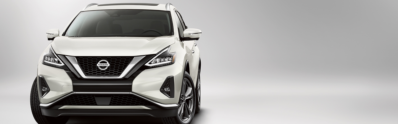 Nissan Murano alternate angle