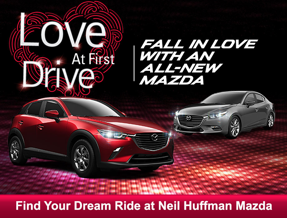 Fall in with a New Mazda | Louisville KY