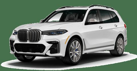 White 2021 BMW X7 ALPINA XB7