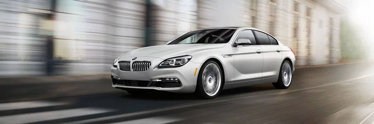 The 2018 BMW 6 Series is available at Hilton Head BMW