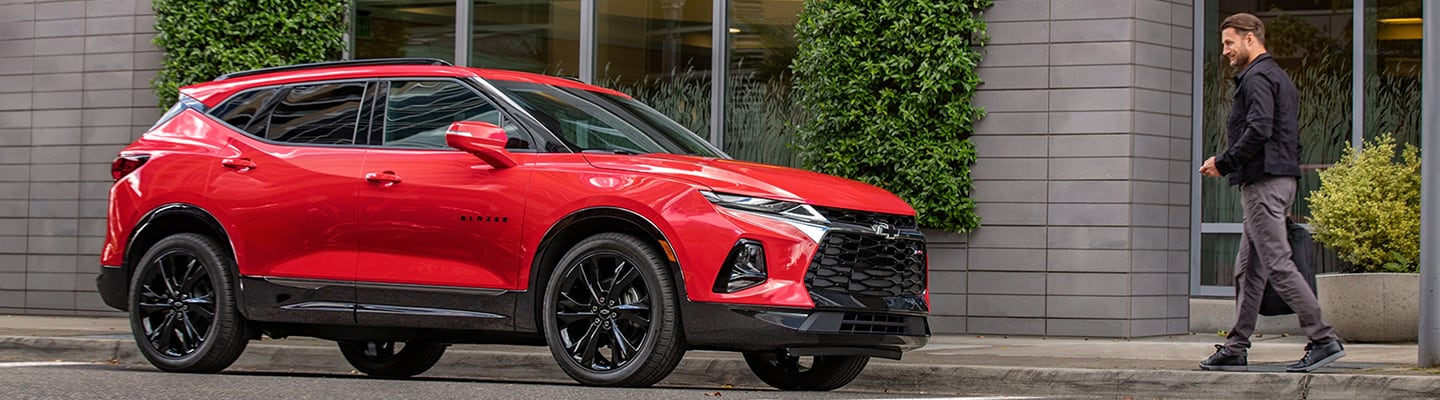 2020 Chevy Blazer for sale at Spitzer Chevy Lordstown