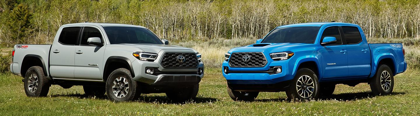 Picture of the 2020 Toyota Tacoma
