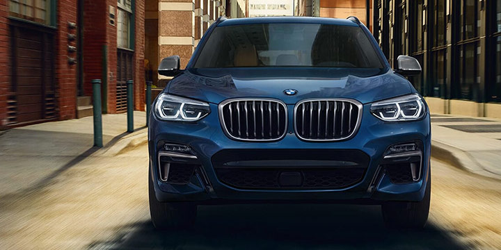 Top 3 Reasons To Choose The 2019 BMW X3   Orland Park, IL