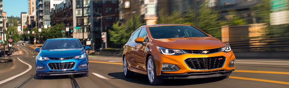 2018 Chevy Cruze Near Dc Ourisman Chevrolet Of Marlow Heights