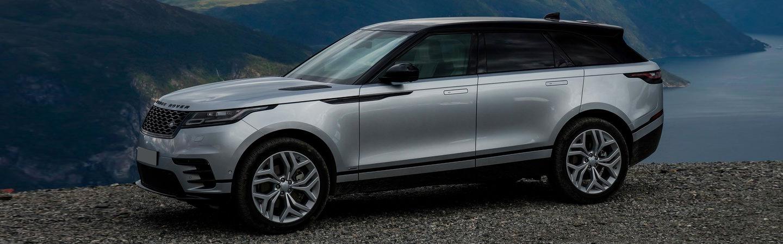 Side profile of the 2020 Range Rover Velar