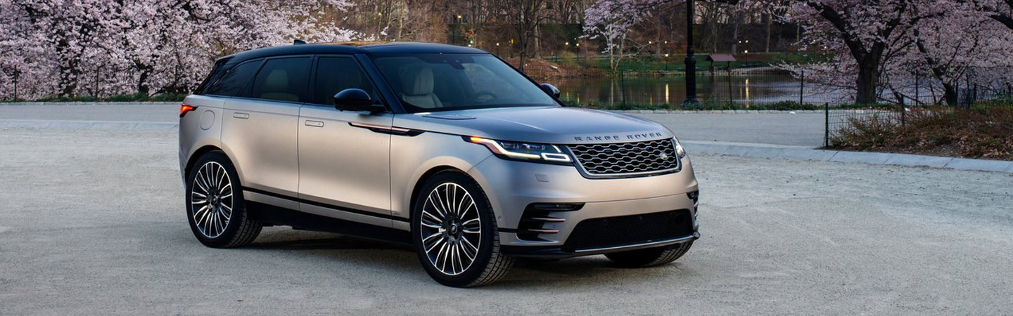 Overview of the 2020 Range Rover Velar