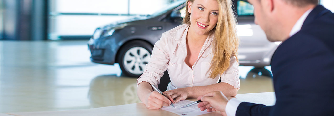 Auto loans and car lease offered at Volvo Cars of Frederick finance department in Frederick, MD