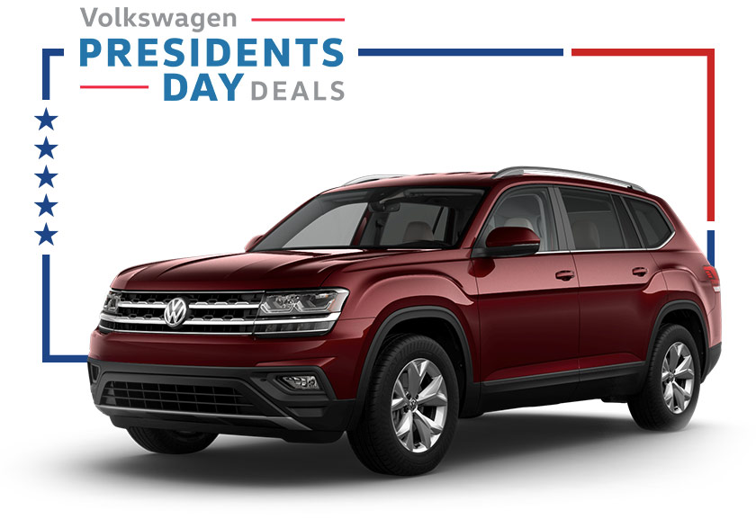 Volkswagen Atlas Lease Offers at Vista VW near Fort Lauderdale