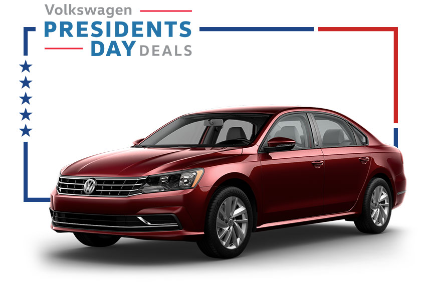 Volkswagen Passat Lease Offers at Vista VW near Fort Lauderdale