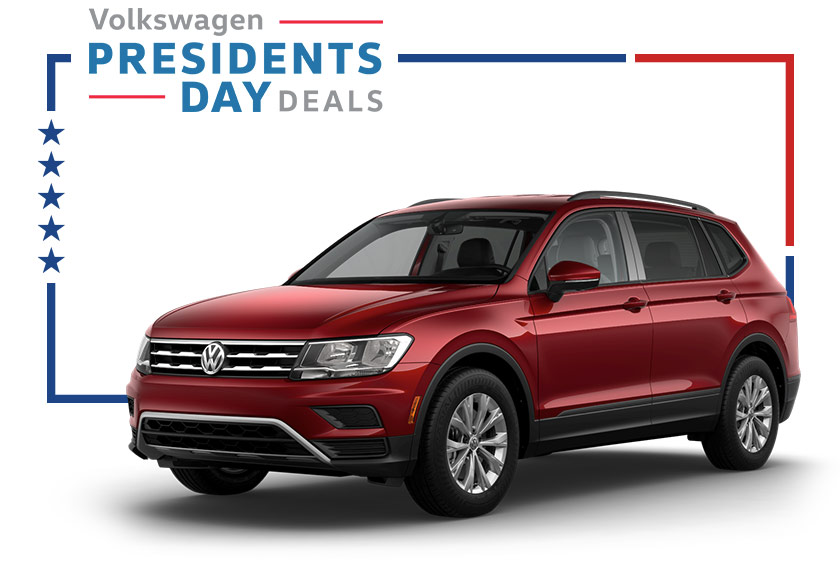Volkswagen Tiguan Lease Offers at Vista VW near Fort Lauderdale