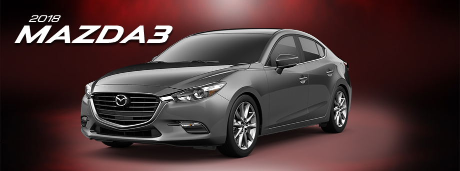 Test Drive the 2018 Mazda3 At Neil Huffman Mazda in Louisville, KY