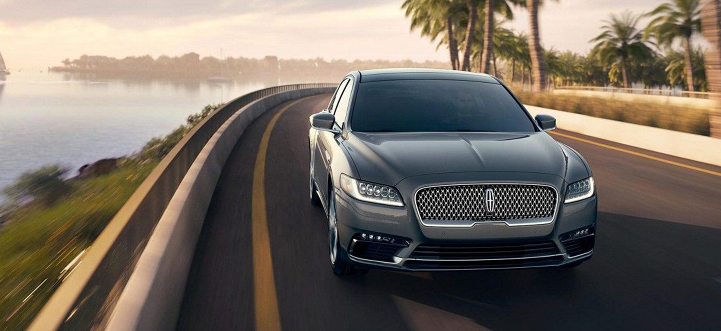 Explore The 2018 Lincoln Continental Frederick Md Car Dealership