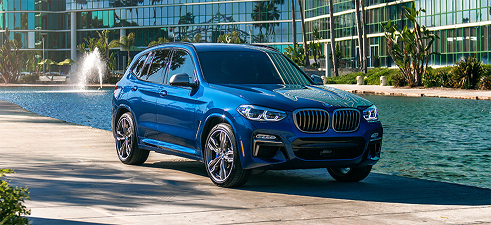 The 2019 BMW X3 is available at our BMW dealership in Lafayette, IN.