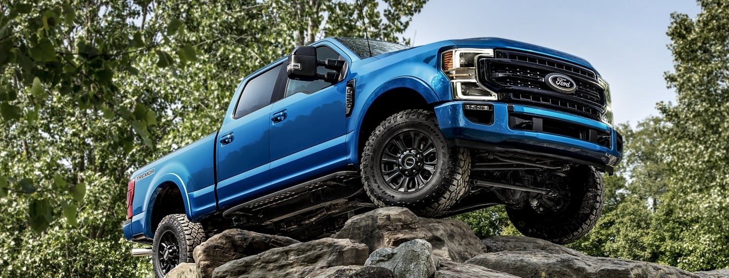 2020 Ford F-250 for sale at Marlow Ford in Luray Virginia