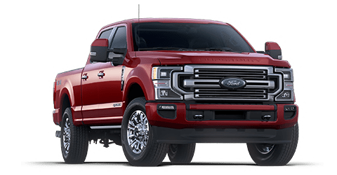 2020 Ford F-250 Limited Crew Cab
