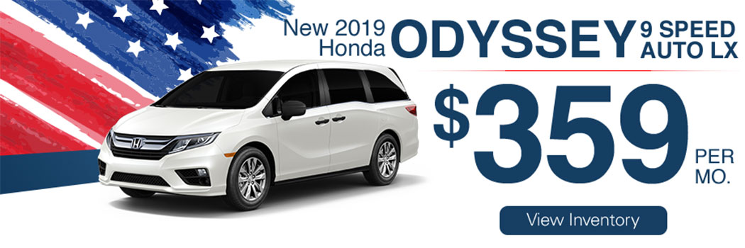 Lease And Finance Offers For The Villages Fl Honda Of Ocala