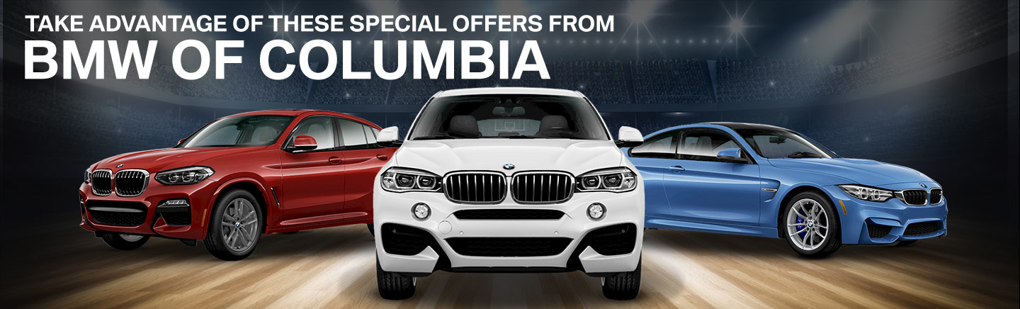 BMW of Columbia Savings