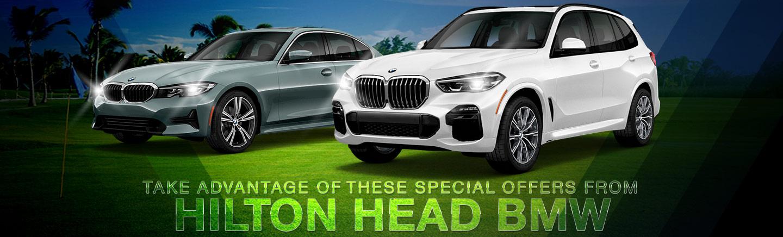 Hilton Head BMW Savings