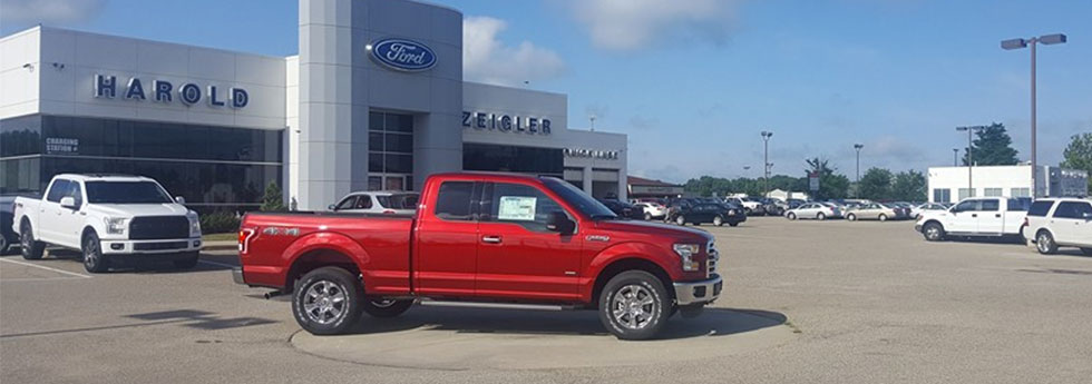 Zeigler Ford of Plainwell has hundreds of used cars to choose from