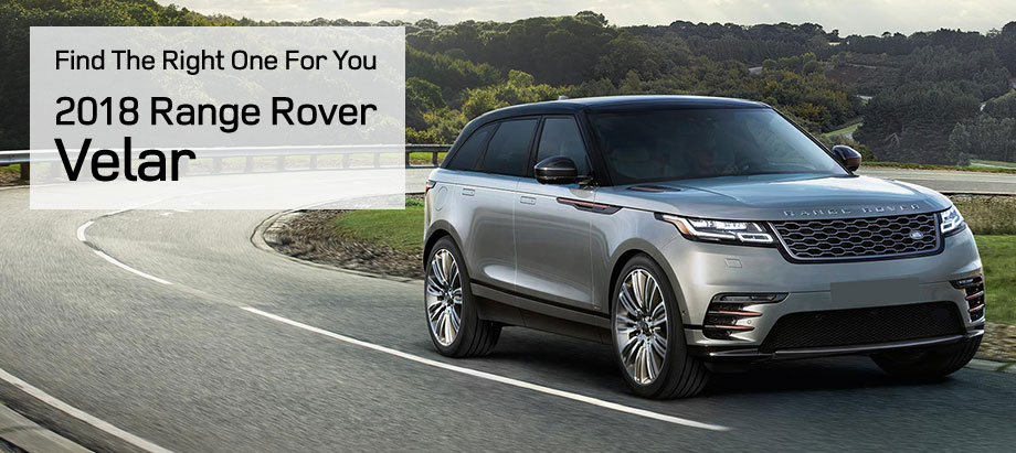 The 2018 Range Rover Velar is available at Land Rover Honolulu in O'ahu, HI