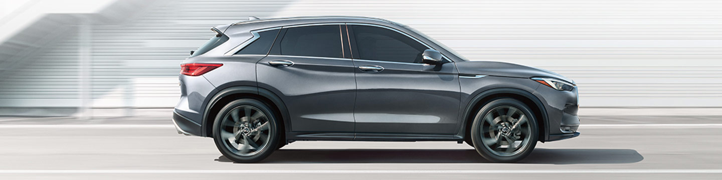 Drive Your 2019 INFINITI QX50 Today