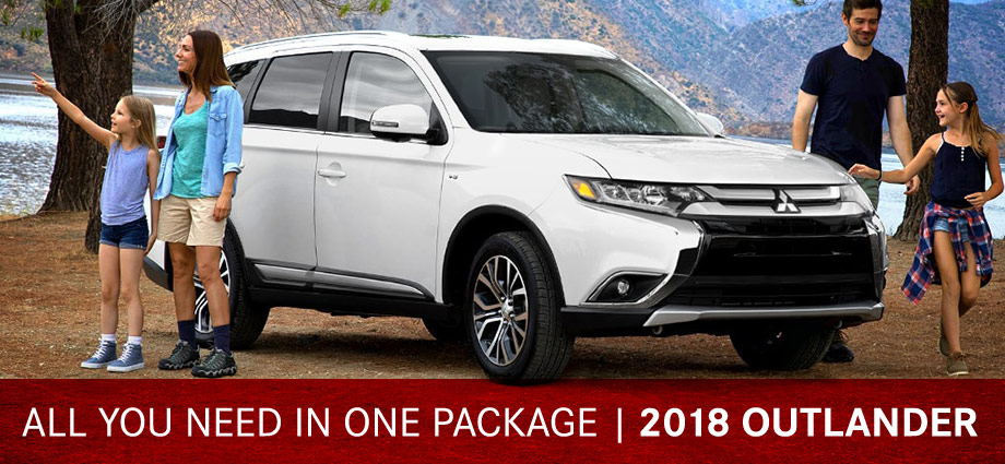 Top 5 Reasons to Buy the 2018 Outlander   Gainesville Mitsubishi
