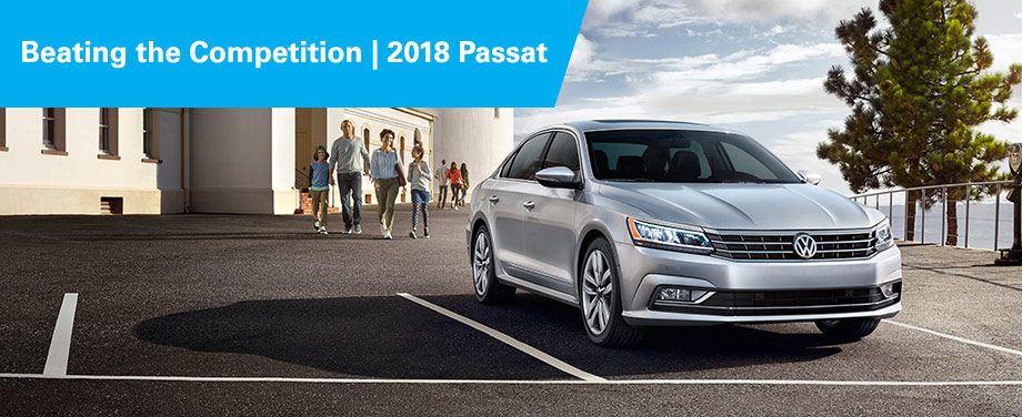 Top Reasons to Buy a 2018 VW Pat | Neil Huffman Volkswagen
