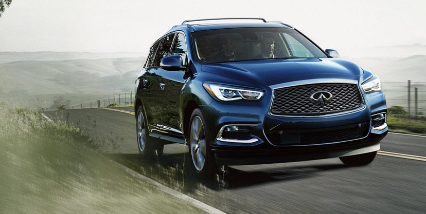 2019 QX60 compared to Acura MDX, Lexus RX 350 and Audi Q5, power, Zeigler INFINITI of Orland Park, IL