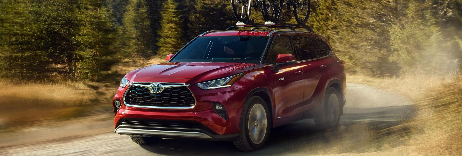 Picture of the 2020 Toyota Highlander for sale at Spitzer Toyota