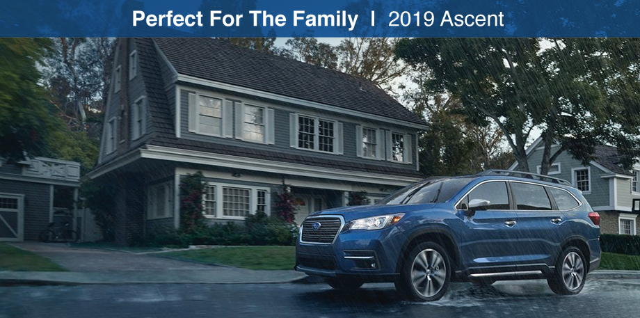 The 2019 Subaru Ascent is available at Bob Moore Subaru in Oklahoma City, OK