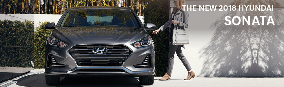 The 2018 Hyundai Sonata is available at Ourisman Hyundai in Laurel, MD