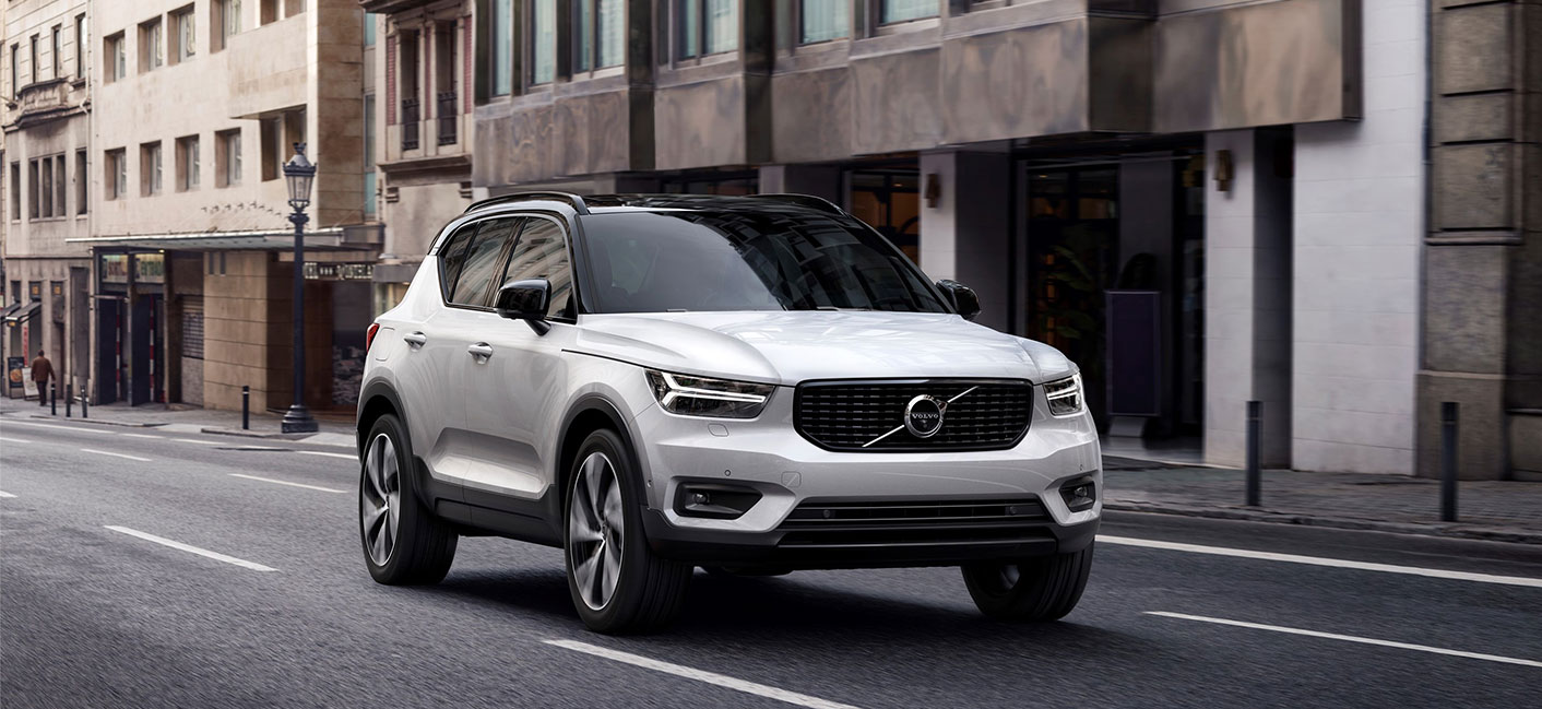 Discover The 2019 Volvo Xc40 Volvo Cars Of Frederick Near Rockville