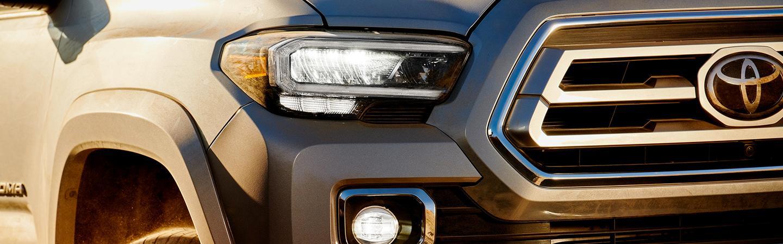 2020 Toyota Tacoma headlight