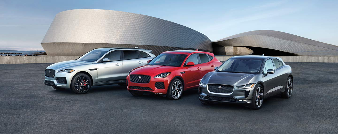 New and used Jaguar cars and SUVs near Tampa, FL.