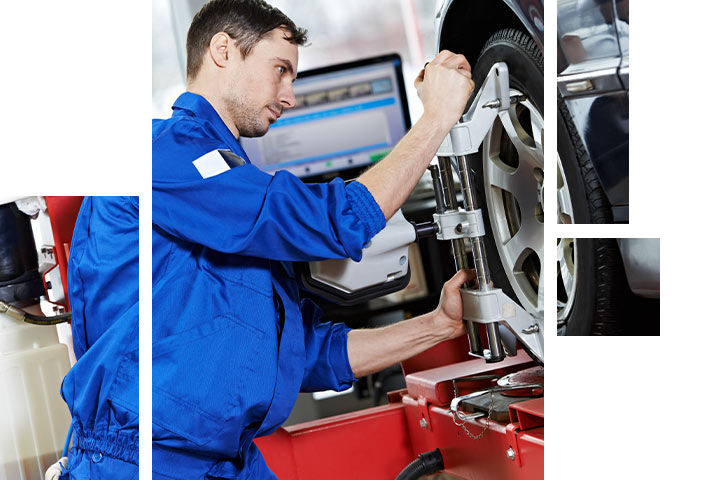 Mercedes-Benz Wheel and Tire Alignment Service at your preferred Mercedes-Benz Dealership in Augusta, GA