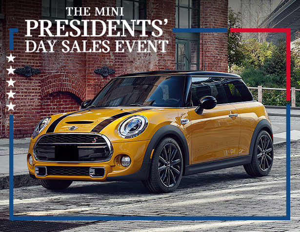 Mini Lease Offers From South Motors