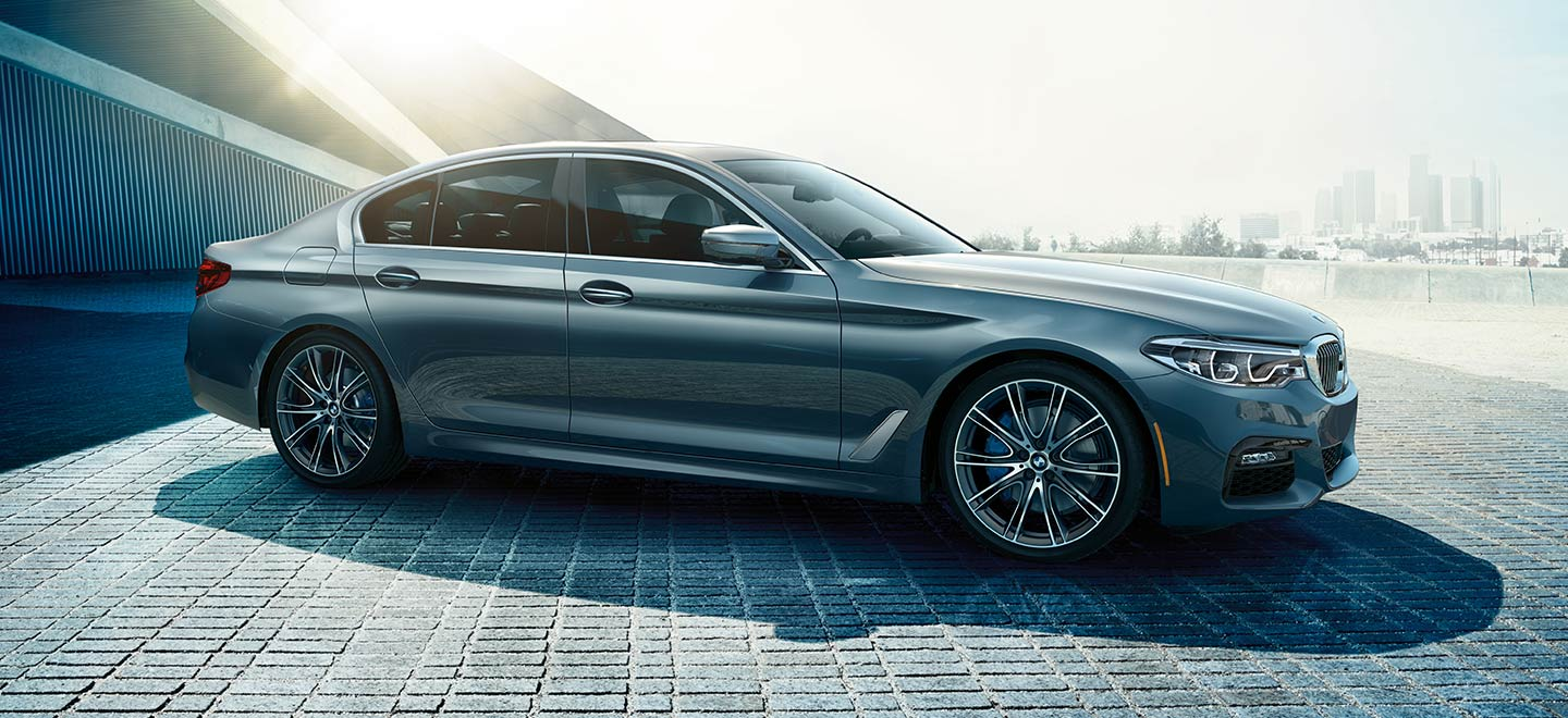 The 2019 BMW 5 Series is available at our BMW dealership near Savannah, GA