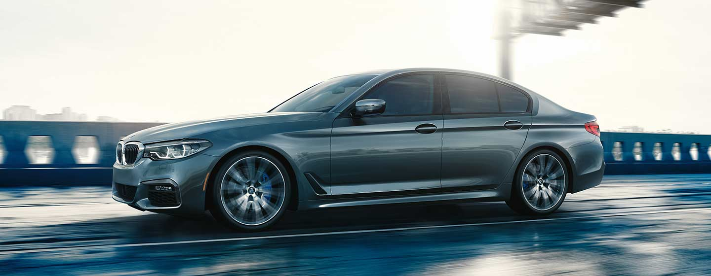 Discover the top reasons to test drive the BMW 5 Series at Hilton Head BMW near Savannah, GA.
