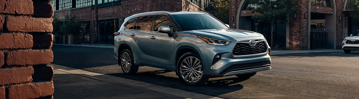 2020 Toyota Highlander for sale at Spitzer Toyota Monroeville