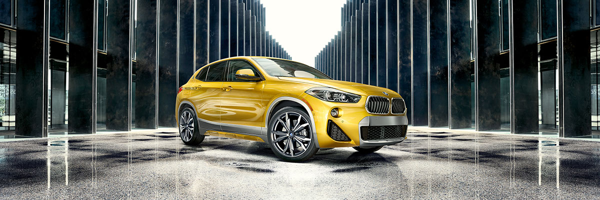 The 2018 BMW X2 is available at Hilton Head BMW