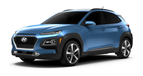 Safety features and interior of the Hyundai Kona - available at Lithia Hyundai dealership near Carson City, NV