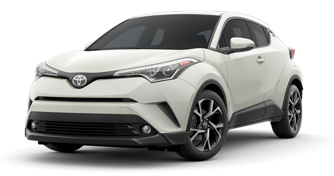 Toyota CH-R XLE at Lithia Hyundai of Reno