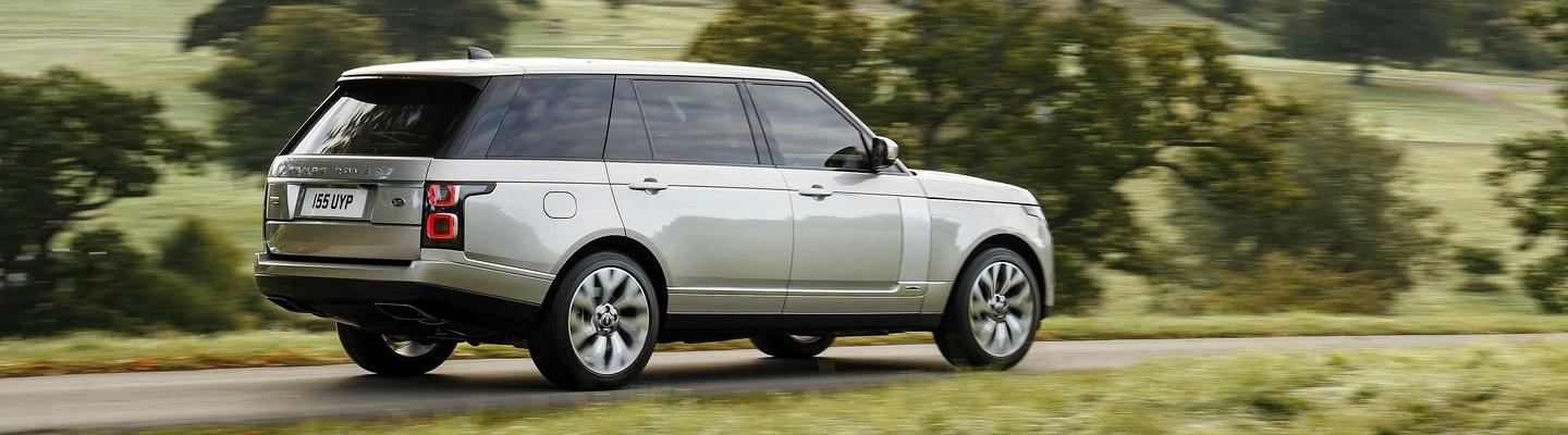 Side view of the 2020 Rand Rover in motion in Ocala, FL