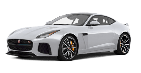 Jaguar F-TYPE Checkered Flag