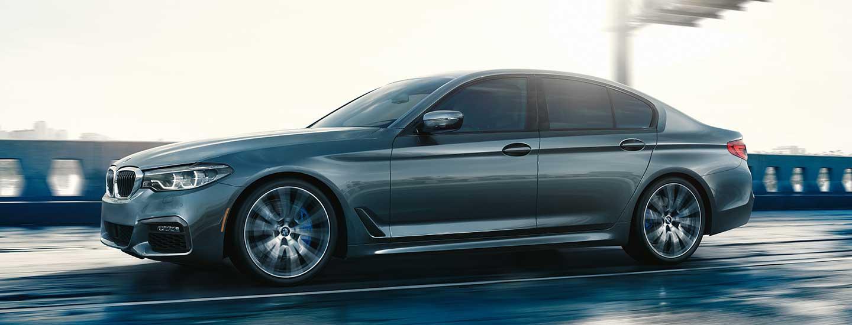 2019 BMW 5 Series exterior